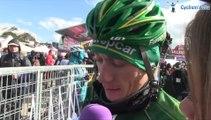 Pierre Rolland à l'arrivée de la 20e étape du Tour d'Italie - Giro d'Italia 2014