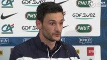 Equipe de France : Lloris fier de capitaine Sakho
