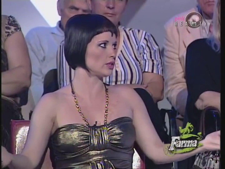 Maja Nikolic i Sasa Jovanovic - Farma emisija 2010
