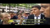 Almanya Doğumlu Bir Türk Gencinin Bir Alman Muhabirinin Sorularına Verdiği Müthiş Cevaplar