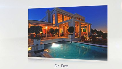 Hollywood ünlülerinin milyon dolarlık evleri
