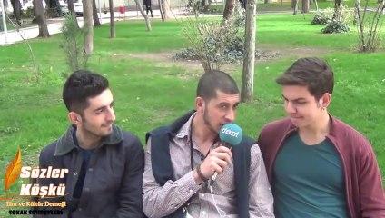 Sokak Röportajı - Neden Tek Allah Var ?