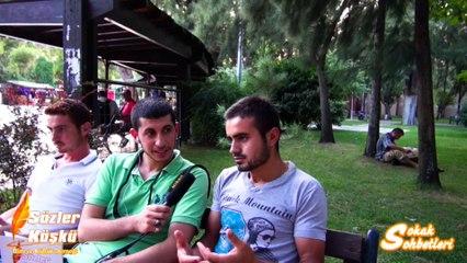 Sokak Röportajları - İnandığınız Allah'tan Bahsedebilir Misiniz?