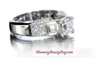 wedding ring Antique Engagement Ring Setting 8