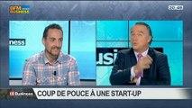 Chroniques et Coup de pouce à une start-up: Vadequa, dans 01Business - 31/05 4/4