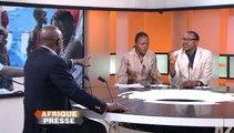 EXPULSIONS MASSIVES DES ZAÏROIS DE BRAZZAVILLE VERS KINSHASA SUR AFRIQUE PRESSE DU 30 MAI 2014.