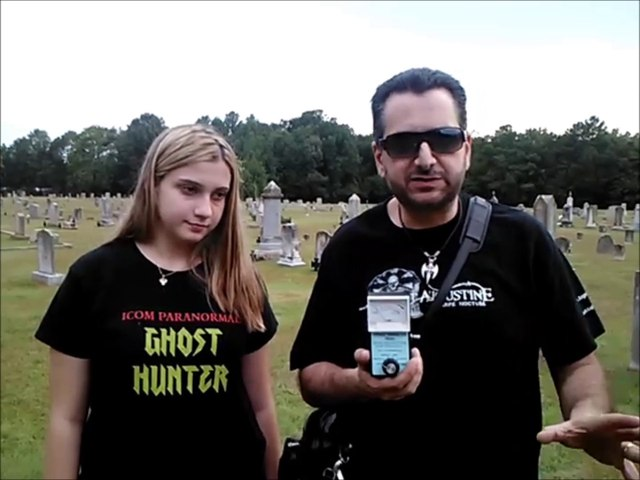 The Gate Keeper - Gallo Family Ghost Hunters - Episode 28