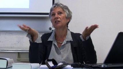 Penser la catastrophe: une manière de construire l'histoire? Conférence de Louise Bénat-Tachot (1/2)