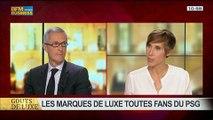 Les marques de luxe toutes fans du PSG, dans Goûts de luxe Paris - 01/06 5/8