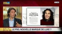Le PSG, nouvelle marque de luxe?, dans Goûts de luxe Paris - 01/06 4/8