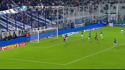 Vélez Sársfield vs. Estudiantes (La Plata) 1-1 | 22-03-2014
