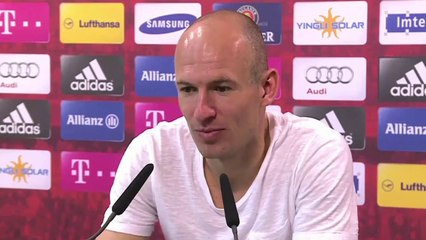 Robben: New Bayern deal was 'easy decision'