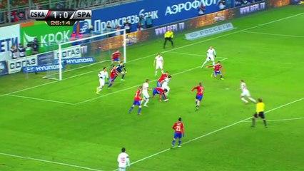 CSKA Moskva vs. Spartak Moskva 1-0 | 23-11-2013