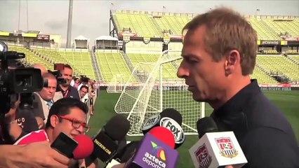 Howard and Klinsmann on 'tough' Mexico game