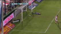 Franzoia punishes Malagueno's poor pass | Argentina Primera Division Goals & Highlights | 16-03-2013