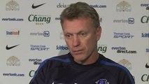 Everton v Southampton - Moyes on good form | English Premier League 2012-13