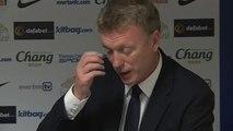 Everton 1-0 Manchester United - Fellaini Goal & outstanding performance - David Moyes - Football