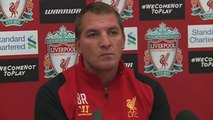 Liverpool v Arsenal Premier League Preview | Brendan Rodgers