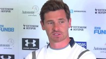 Tottenham v West Brom - AVB says Spurs don't need another striker