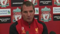 Brendan Rodgers ahead of Arsenal | Liverpool v Arsenal 2/09/12