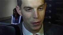 Daniel Agger on building on the win - Cardiff 2-2 Liverpool (2-3 p) | Carling Cup Final 2012