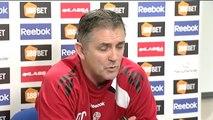 Bolton v Liverpool - Owen Coyle on Gerrard and Dalglish   English Premier League