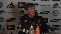 Chelsea 1-2 Liverpool - Johnson's goal and commitment - Kenny Dalglish   Premier League