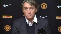 Man Utd 1-6 Man City - Balotelli, Aguero, Dzeko and Silva goals make Mancini's day | Premier League