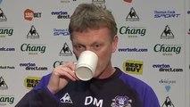 Arsenal 1-0 Everton - Moyes blasts FA - 'kangaroo court' and covers Arteta | Premier League 2011-12