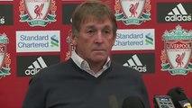 Liverpool vs Wolves - Kenny Dalglish on Gerrard's return   English premier League 2011-12