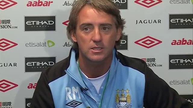 Man City v Everton | Premier League Breaking Football News - English premier League 2011/12