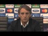 VIDEO Mancini fuori: 'Deluso, troppi errori'
