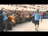 VIDEO Xavi e Casillas premiati con 'Il Principe delle Asturie'