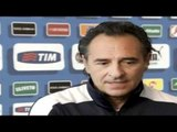 VIDEO Europei, Prandelli: 'Pronti a non giocare'