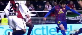 Lionel Messi - Amazing Assists Show HD