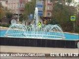 Teskon Tuzla Belediyesi Kubbe Süs Havuzu