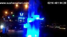 Teskon Tuzla Belediyesi Mum Süs Havuzu