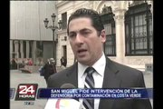 Alcalde Heresi pidió aclarar tema de contaminación en la Costa Verde (1/2)