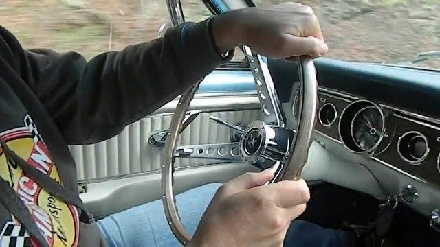 Tail of the Dragon à bord de la Mustang 66