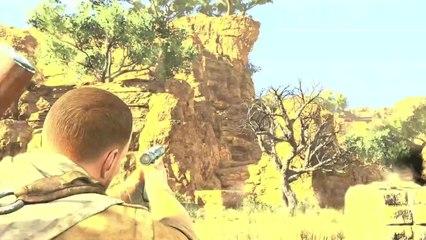 Gameplay Trailer de Sniper Elite 3: Afrika