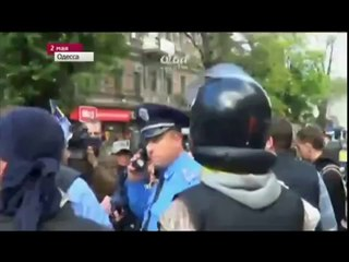L'OTAN et l'UE à l'œuvre à Odessa (www.realpolitik.tv)