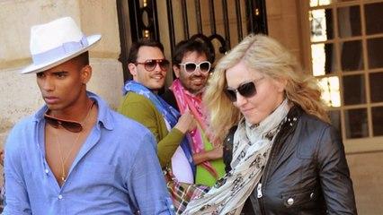 Sexy Madonna's Love Life
