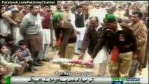 Sub Muhammad Arif Shaheed Laid To Rest