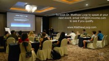 Social Media Branding Strategist - Dr Matthew Loop