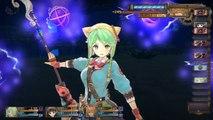 Atelier Shallie : Alchemists of the Dusk Sea (PS3) - Nouveau trailer -mai 2014-