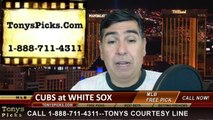 MLB Pick Prediction Chicago White Sox vs. Chicago Cubs Odds Preview 5-8-2014