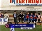 28η Πανελευσινιακός-ΑΕΛ 2-2 1999-00 Τα γκολ