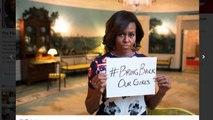 Appello di Michelle Obama per liberare ragazze rapite in Nigeria
