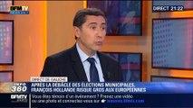 Direct de Gauche: Après la débâcle des élections municipales, François Hollande risque gros aux européennes - 08/05
