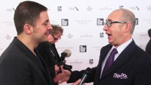 Director Barry Sonnenfeld on the Red Carpet at the Chaplin Award Gala
